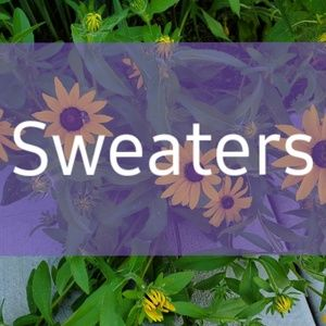 Sweaters - All sweaters are in this section